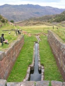잉카 수로