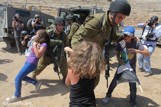 child arrest