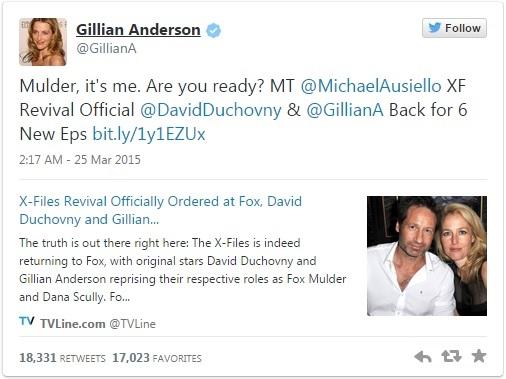 gillian tweet