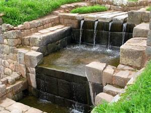inca water