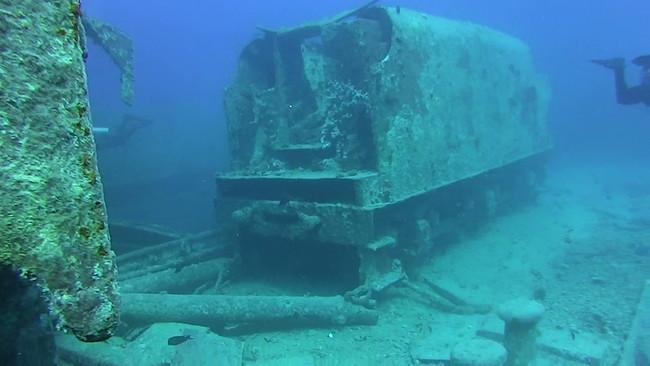 뉴저지 해저 기차