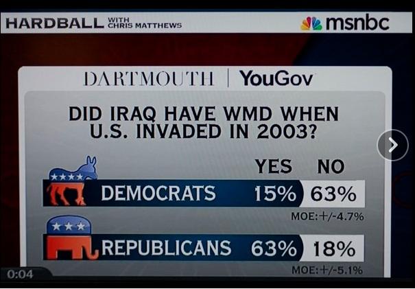 이라크 대량 살상무기 투표 2012