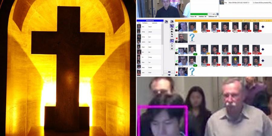 교회 얼굴인식