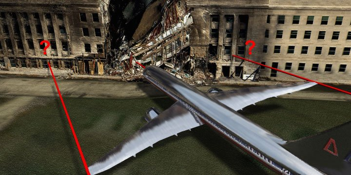 펜타곤 비행기