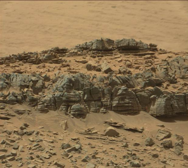 화성 표면