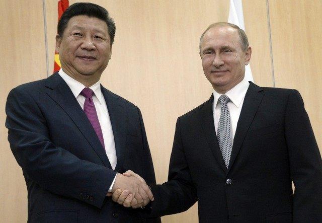 시진핑 푸틴