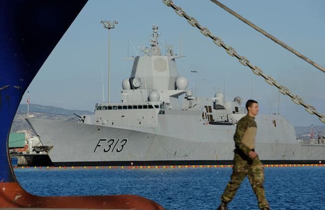 중국 해군 시리아