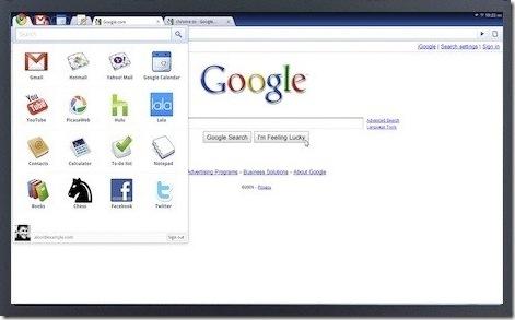 구글크롬앱