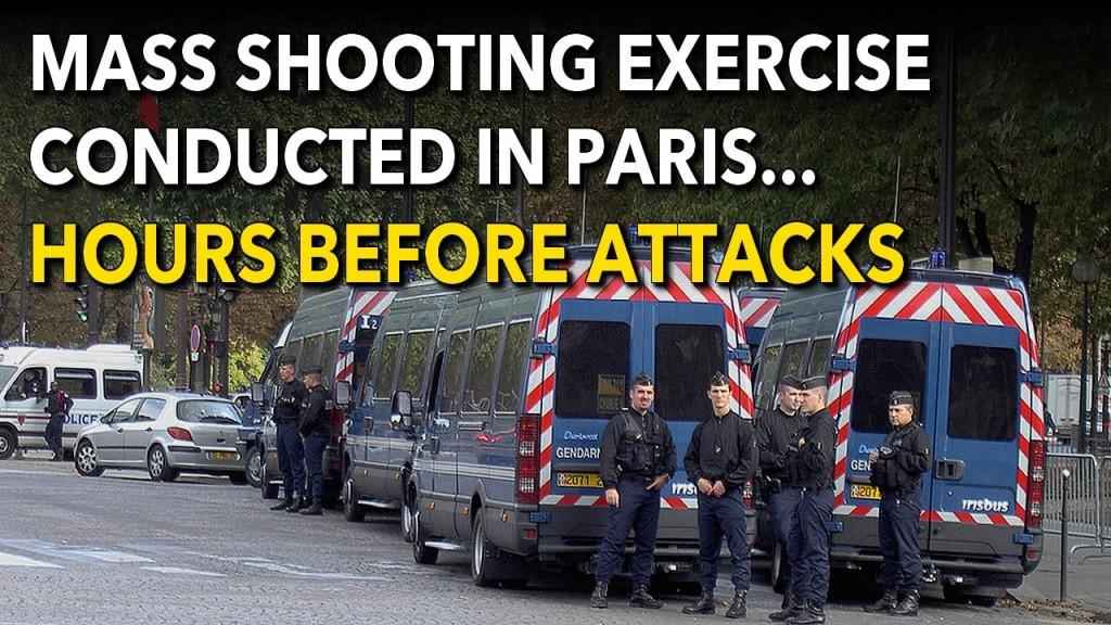 파리총격훈련