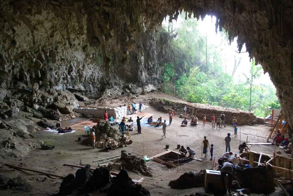 리앙부아동굴