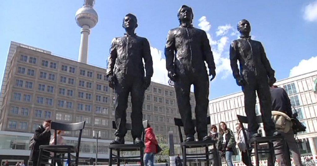 베를린의동상